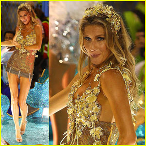 Gisele Bundchen: Samba Supermodel!