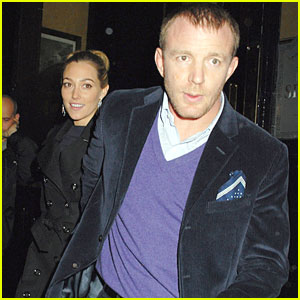 Guy Ritchie & Jacqui Ainsley: Expecting a Baby!