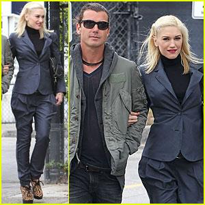Gwen Stefani & Gavin Rossdale: Preschool Pair