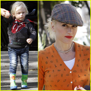 Gwen Stefani: Grandmother's House We Go!