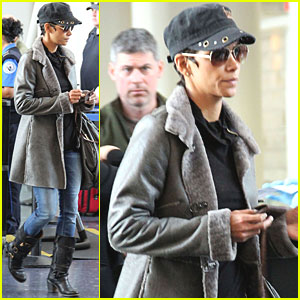 Halle Berry: I Hope Nahla is Proud of Me!
