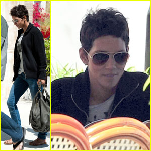 Halle Berry: Sra. Martinez Miami Lunch