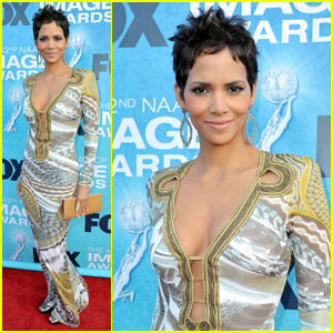 Halle Berry: NAACP Image Awards!