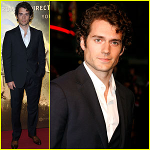 Henry Cavill: 'Sucker Punch' London Premiere!