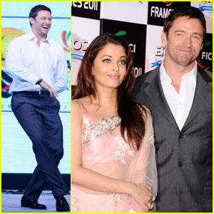 Hugh Jackman & Aishwarya Rai: Ficci Frames Fun!