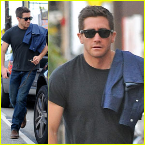 Jake Gyllenhaal: Motorcycle Man