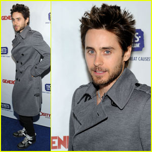 Jared Leto: A Night of Generosity!