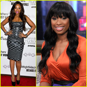 Jennifer Hudson: GMA & Album Release Party!