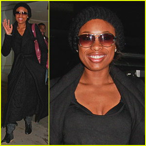 Jennifer Hudson Loves Los Angeles