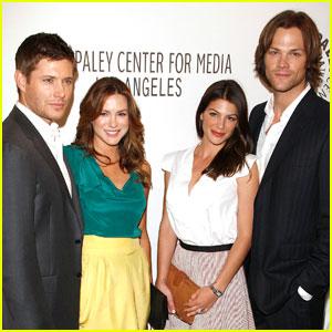 Jensen Ackles & Jared Padalecki: 'Supernatural' at PaleyFest