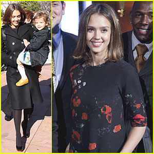 Jessica Alba: Read Across America Day!