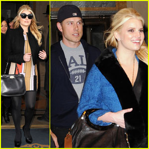 Jessica Simpson: I Could Get Married in Sweats!
