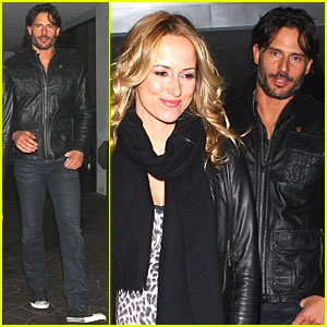 Joe Manganiello: Movies with Audra Marie!