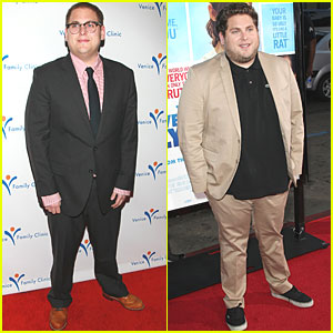 Jonah Hill Sheds 30 Pounds for '21 Jump Street'
