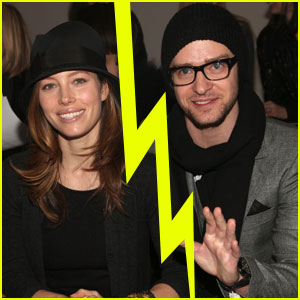 Justin Timberlake & Jessica Biel Split