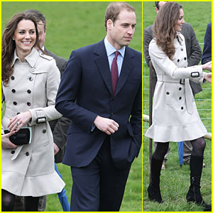 Prince William & Kate Middleton: Belfast Trip!