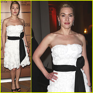 Kate Winslet: Cardboard Citizens Fundraising Dinner!