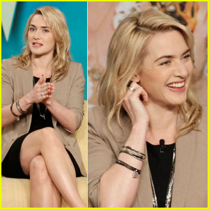 Kate Winslet: I've Got A Potty Mouth