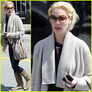 Katherine Heigl: 'One for the Money' Delayed to 2012