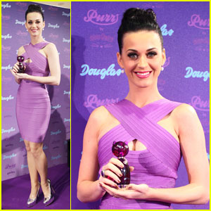Katy Perry: Fragrance Launch in Germany!