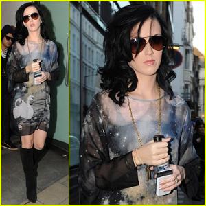 Katy Perry: London Shopping Spree!