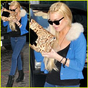 Lindsay Lohan: Seriously Considering a Plea Deal