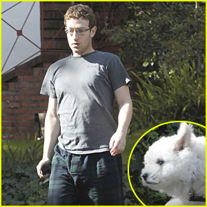 Beast: Mark Zuckerberg's New Dog!