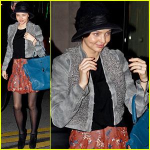 Miranda Kerr: Paris Fashion Week Woman!