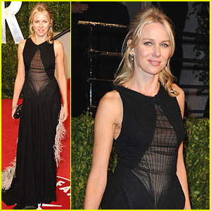 Naomi Watts - Vanity Fair Oscar After Party