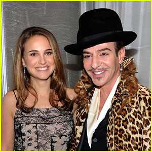 Natalie Portman 'Disgusted' by John Galliano's Racist Rant