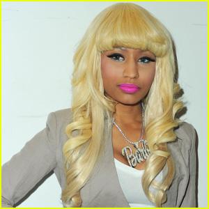 Nicki Minaj: X-Factor's New Judge?