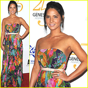 Olivia Munn: Genesis Awards Presenter!