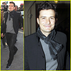 Orlando Bloom: Friendly And Fashionable