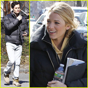 Penn Badgley: The Most Fun I Had In Awhile Was...