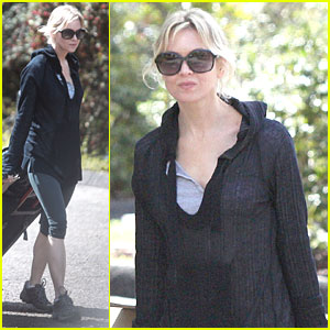 Renee Zellweger: Reese Witherspoon's Wedding Guest