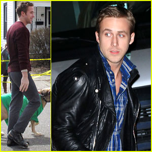 Ryan Gosling: Green Beer Day in Ohio!