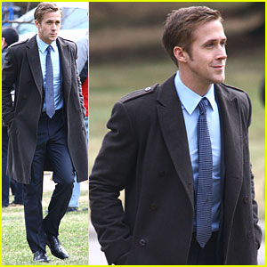 Ryan Gosling: 'Ides of March' at Christ Church Cranbrook