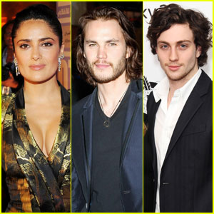 Taylor Kitsch & Aaron Johnson: Starring in 'Savages'?