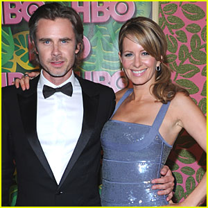 Sam Trammell & Missy Yager: Twins on the Way!