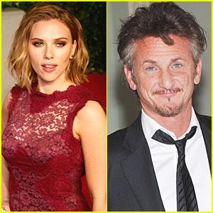 Scarlett Johansson & Sean Penn: Chateau Marmont Date!
