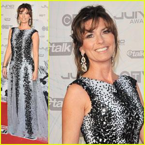Shania Twain: Hall of Fame Inductee at Juno Awards!