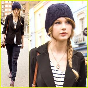 Taylor Swift: Portobello Pit Stop