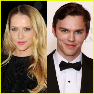 Teresa Palmer: 'Warm Bodies' with Nicholas Hoult?