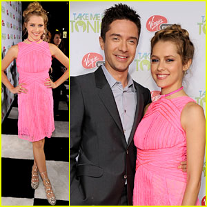 Teresa Palmer: 'Take Me Home Tonight' Premiere!