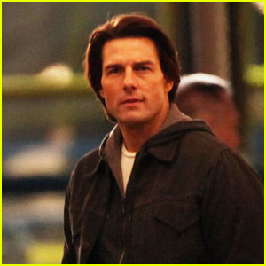 Tom Cruise: 'Ghost Protocol' Night Shoot | Tom Cruise ...
