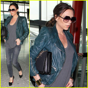 Victoria Beckham: 'Shocked' to Be Expecting a Girl