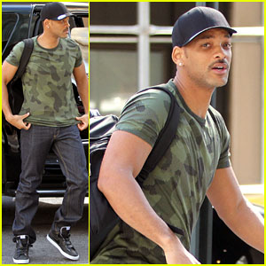 Will Smith   Men in Black 3′ Rehearsals Begin!  e8944ec9b3c