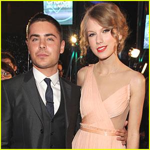 Taylor Swift: Zac Efron's New Love Interest!