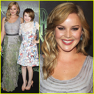 Abbie Cornish: 'Sucker Punch' Australian Premiere!