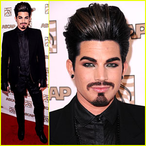 Adam Lambert: ASCAP Pop Music Awards Presenter!